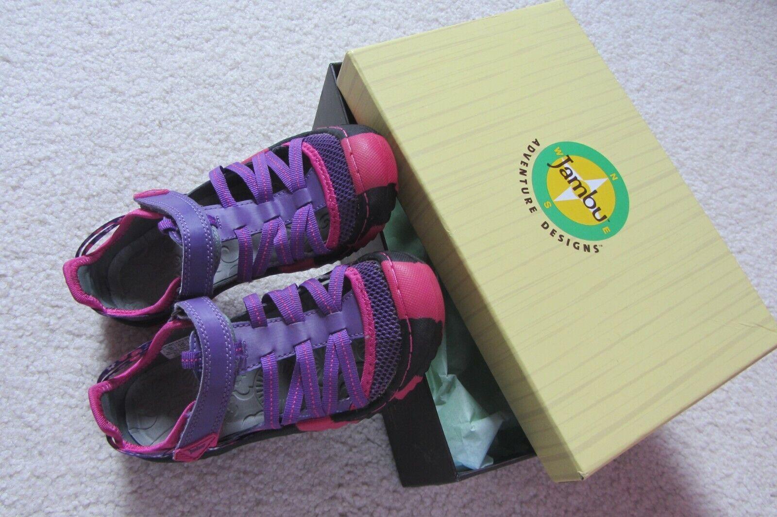 Jambu Girls Everly Fisherman Sandal- Pick SZ/Color.