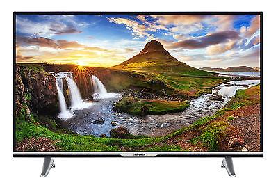 Telefunken XU43D101 4K Ultra HD Fernseher 43 Zoll TV Triple-Tuner