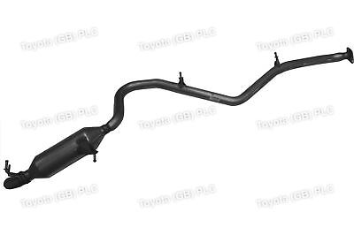 Genuine Toyota Avensis Tail Pipe Exhaust Assembly 174300R070