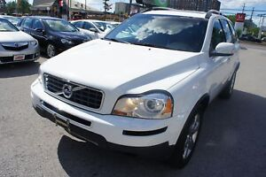 2011 Volvo XC90 Level 2   7 PASSAGERS   SUNROOF     LEATHER SEAT