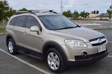 2008 Holden Captiva - 7 Seats - 4 Cylinders - Turbo Diesel - DVD Cleveland Redland Area Preview