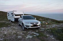 Proper off road 4x4 caravan - off grid Belair Mitcham Area Preview