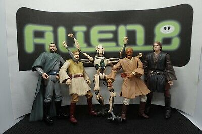 "Star Wars / Prequel Collection / 3.75"" Action Figures / Hasbro"