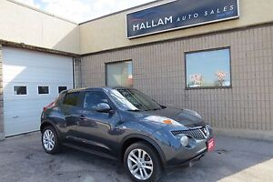 2012 Nissan Juke SL Power Sunroof, Bluetooth