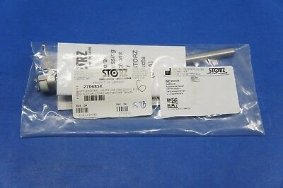 Karl Storz 27068sk Supplementary Sheath For Continuos Flow To Slip On 27068d