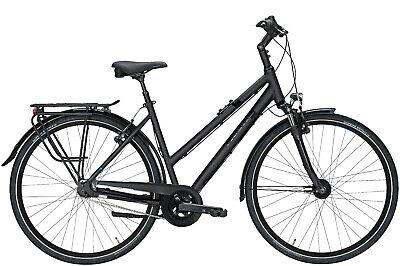 PEGASUS SAVONA SL 28 Zoll Trekking Fahrrad Damenrad Shmano Trapez 50 cm schwarz