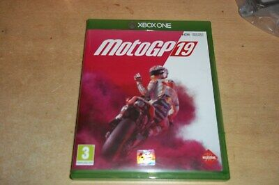 NEW MOTO GP 19 XBOX ONE GAME UK SELLER