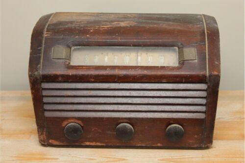 1949 RCA Model Model 66X13 Antique Radio For Parts