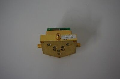 Agilent 5182-1203 RF Coaxial Switch AS IS UNTESTED