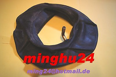 Schlauch f.  Reifen 400 x 100 Schlauch 4.80/4.00-8 Winkel Ventil Winkelventil WV