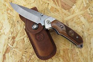Buck Taschenmesser Messer Folding Bone and Crockett Alpha Hunter 282512