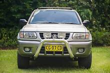 2002 Holden Frontera S Complete for camping/backpacking Brisbane City Brisbane North West Preview