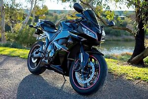 Honda CBR600RR 07-08 black with many extras Mawson Lakes Salisbury Area Preview