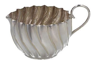 A Mappin & Webb silver plated milk jug Princes Plate English