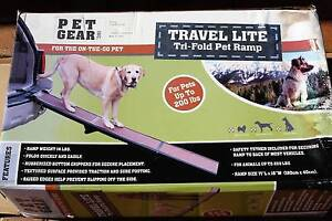 """Pet Ramp tri-fold """"PET GEAR TRAVEL LITE"""" brand Connolly Joondalup Area Preview"""