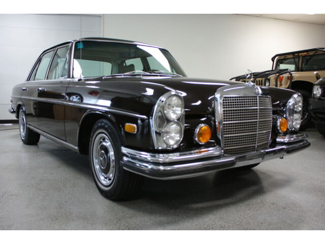 Mercedes-Benz : 200-Series 1972 MERCEDES BENZ 280SE 4.5 - ONE OWNER-EXCELLENT CONDITION-CALIFORNIA CAR