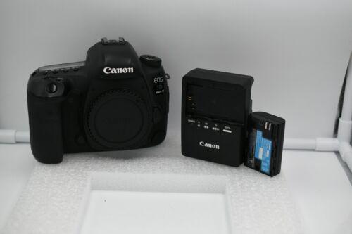 Canon EOS 5D Mark IV 30.4MP Digital SLR Camera - Shutter count 3470