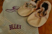 Size 9 ballet slippers Leda Kwinana Area Preview