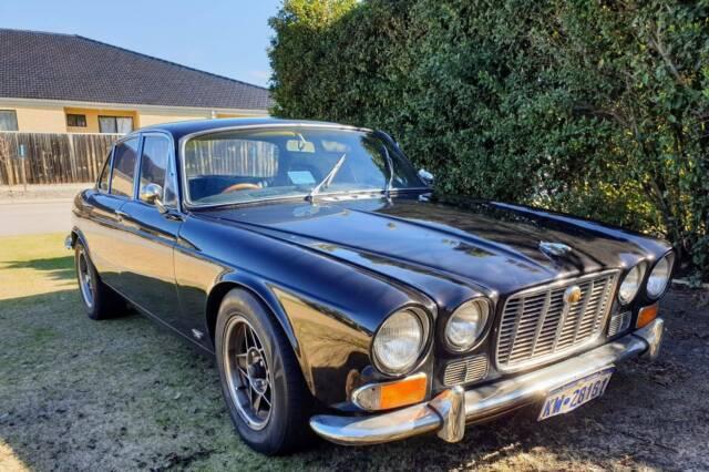 1970 Jaguar Jaguar XJ6 V8 Chev | Cars, Vans & Utes ...