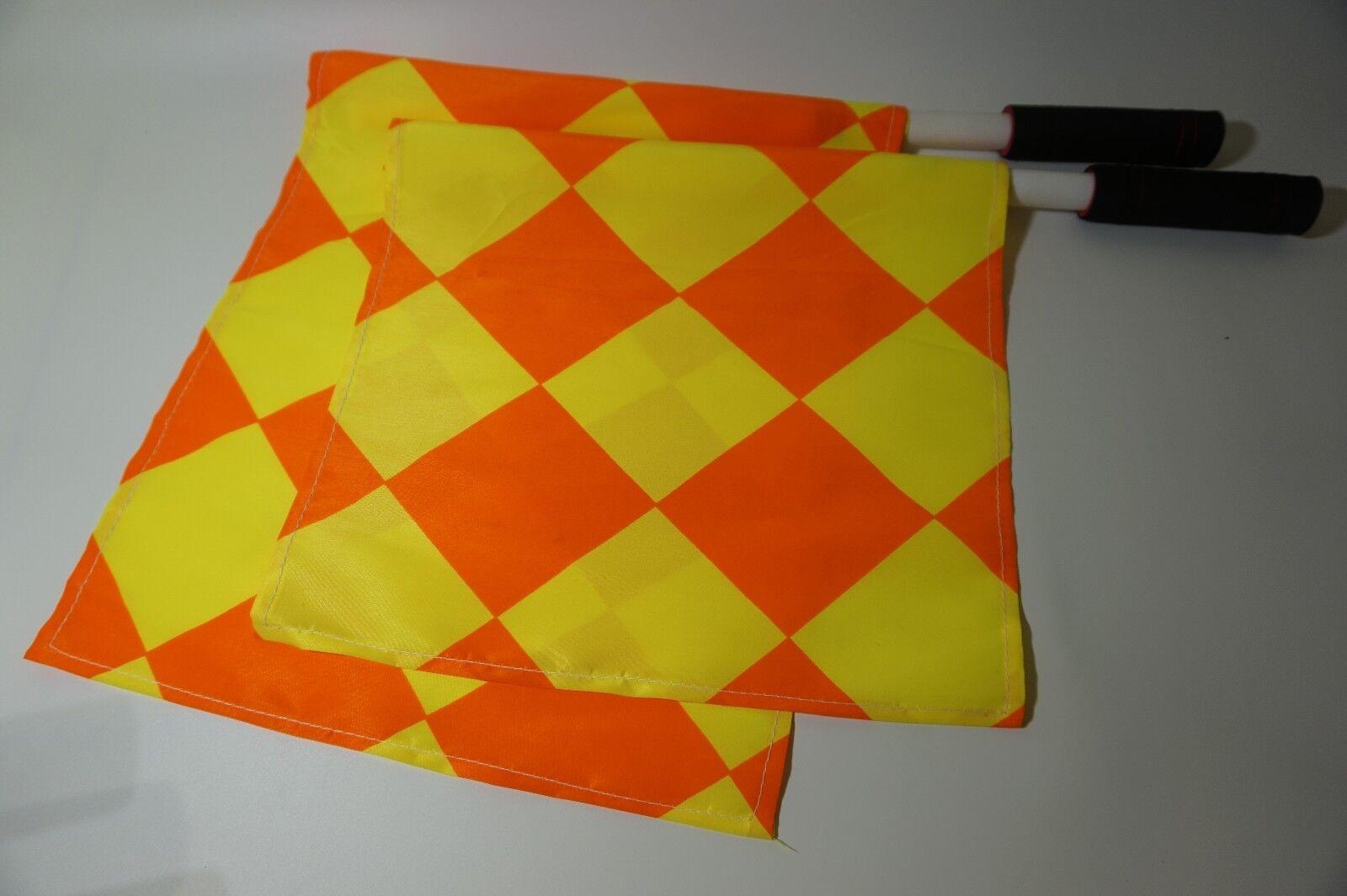Precision Training Linesman/'s Flag Sets soccer football Training