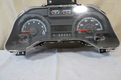 ✅ 09 2009 Ford E150 E250 E350 Van MPH AT GAS Speedometer Instrument Gauge OEM