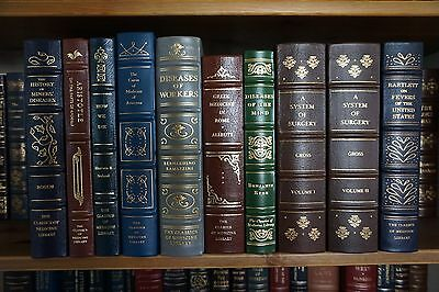 Gryphon Classics of Medicine Library Leather 60 volumes NEW and SEALED
