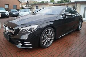 Mercedes-Benz S 560 4Matic Coupe JUNGE STERNE+ AMG+DESIGNO