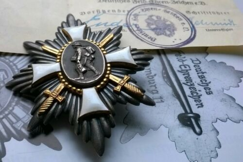 WWI German Field Badge of Honor WW1