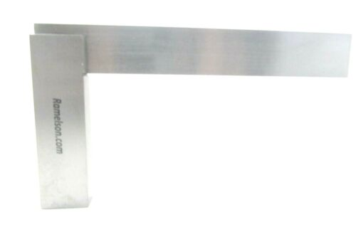 Ramelson 150mm/6 inch Professional Engineer Square Measuring & Marking