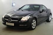 Mercedes-Benz SLK 200 BE ROADSTER LEDER NAVI PDC PANORAMA