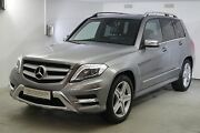 Mercedes-Benz GLK 220CDI 4MATIC BE AMG-STYLING SPORTPAKET NAVI