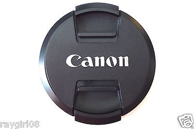 62mm Replacement Front Lens Cap For Canon IS USM E-62UII E-62 ()