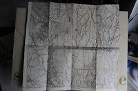 1908 - Istituto Geografico Militare - Cartina Geografica A Colori - Castelletto -  - ebay.it