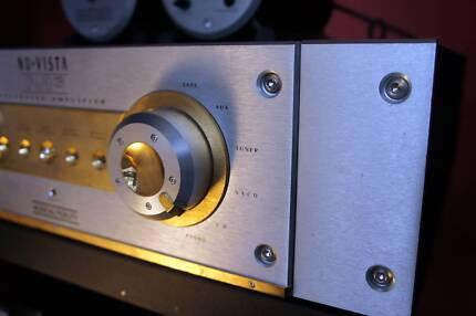 Musical Fidelity M3 Nu-Vista Amplifier + A3 CD PLAYER