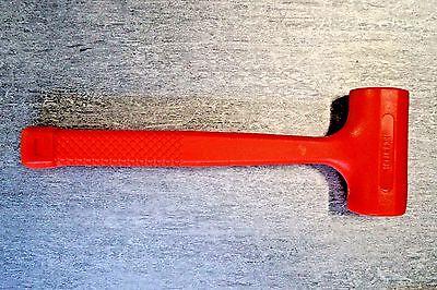 Schonhammer rückschlagfrei Ausbeulhammer Hammer Kunststoffhammer Gummihammer