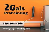 Female and Male Painters Wanted