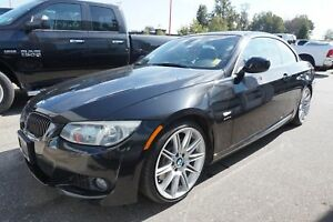 2011 BMW 3 Series 335is- LOW KM + LEATHER, NAV!