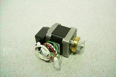 Sonceboz Stepper Motor 6540r391 6540 R391 1509 With Heds-5500-c14 Encoder Tested