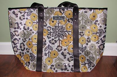 Vera Bradley Go Wild Large Mesh Tote Beach Vacation Travel Lightweight Carry On