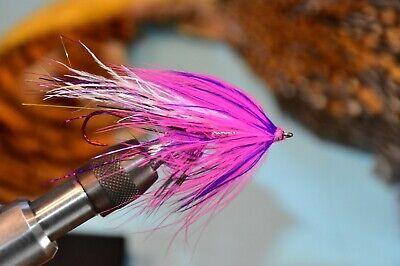 One dozen Hot Bead Orange Soft Hackle size 14 fishing flies R1P 12