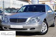 Mercedes-Benz S 320 Automatik aus 2.Hand Soft-Close+BOSE+Navi