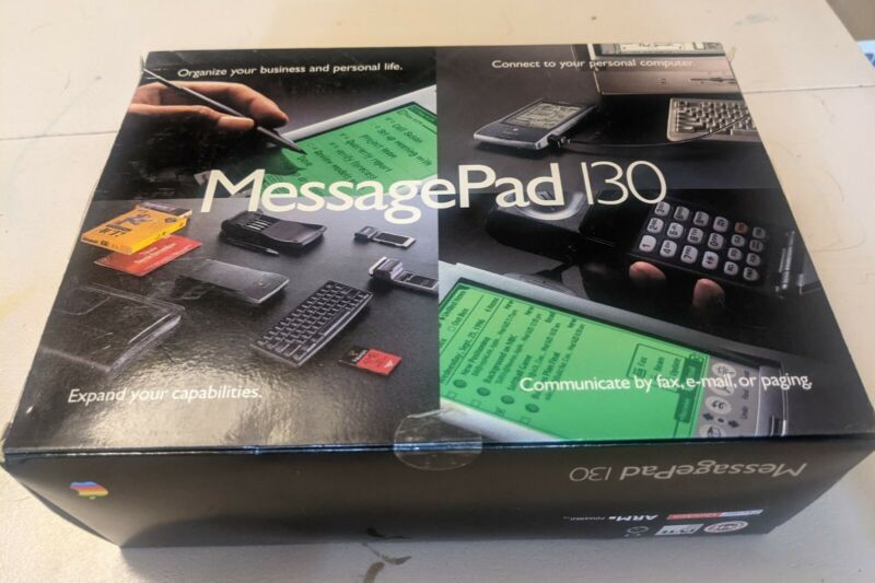 Apple Message Pad 130- Unopened And sealed!