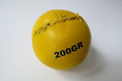 Cawila - Schlagball - 200g - gelb - 3er Pack