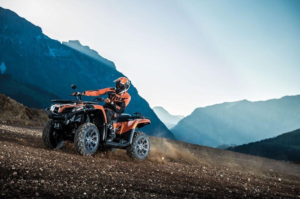 QUAD & ATV - CFMOTO CForce 450 L EFI 4×4 DLX LOF - NEU - in Bartow