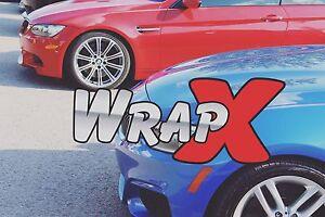 WrapX : Wrap de véhicules et autres!