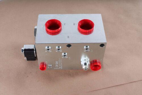 New 9S000016 Parker Control Valve Block
