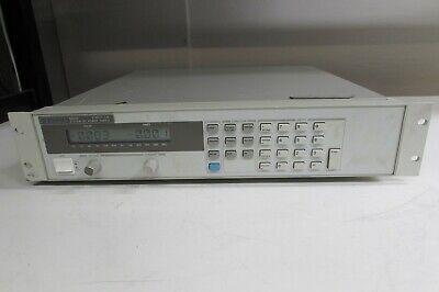 Agilent 6644a System Dc Power Supply 0-60v0-3.5a