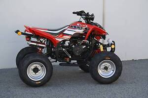 FURY 150 SPORTS QUAD - NEW, ASSEMBLED AND WORKSHOP CHECKED Wangara Wanneroo Area Preview