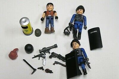 DRAGON MINIS Resident Evil Claire Redfield Figure Biohazard Loose + Extras