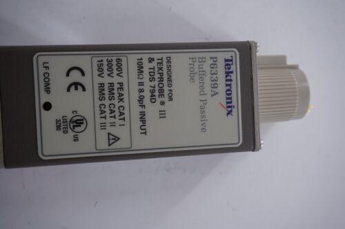 Tektronix P6339a Buffered Passive Probe
